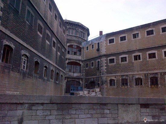 prison abandonnée