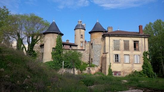Caserne Sergent Blandan et Chateau de la Motte