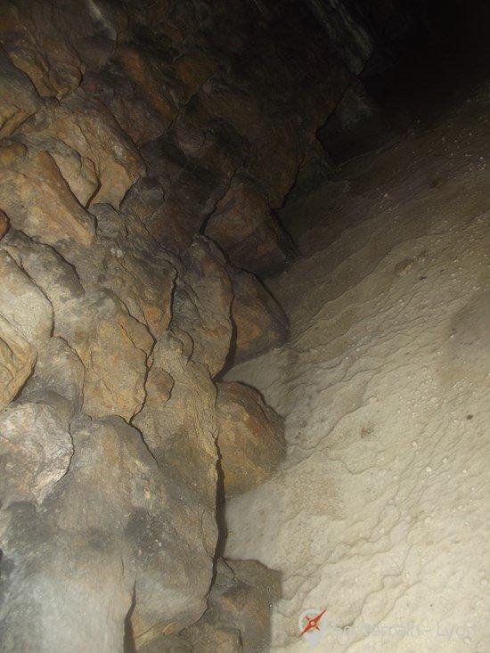 souterrain du Rosaire