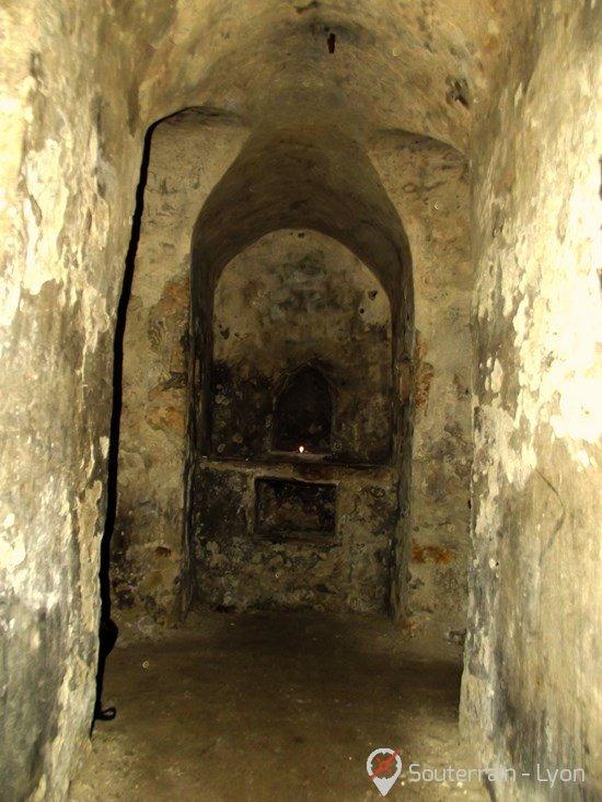 souterrain Lyon Rosaire