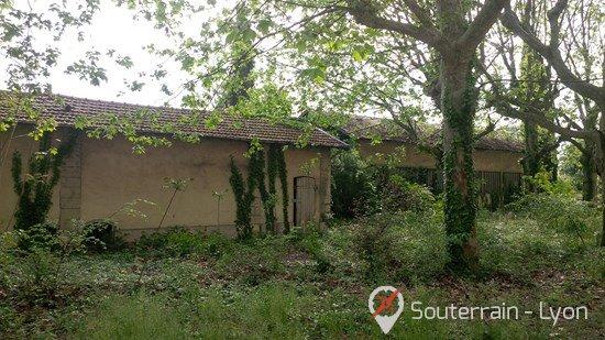 Sergent Blandan caserne abandonnée