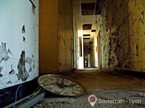 sanatorium urbex