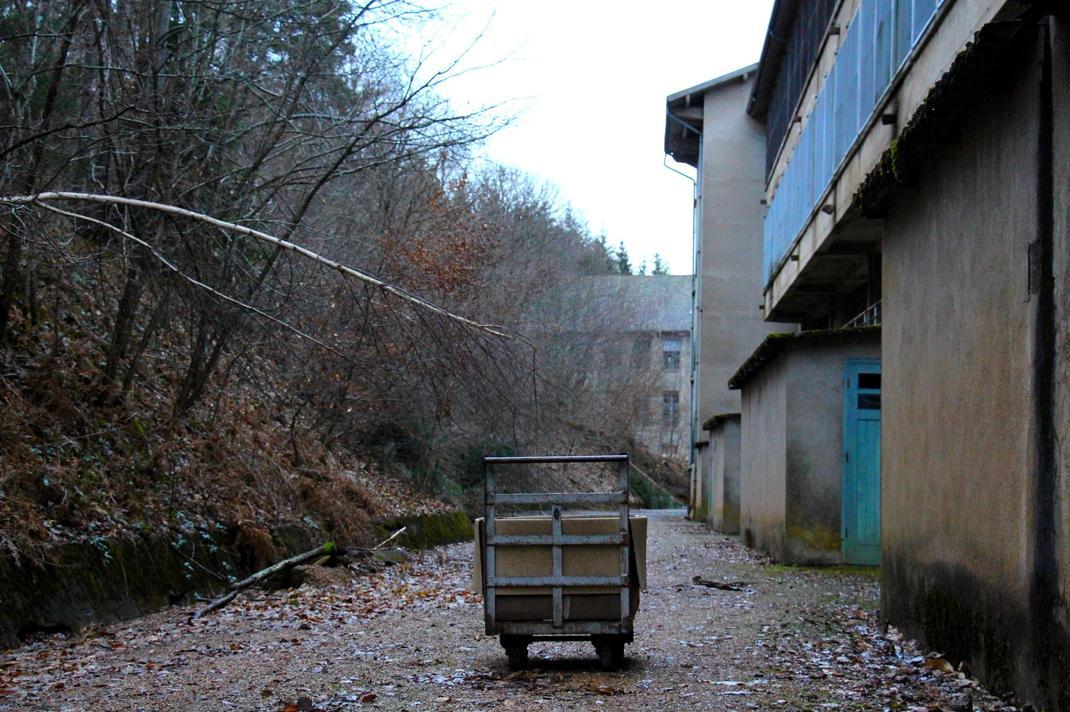 sanatorium chm