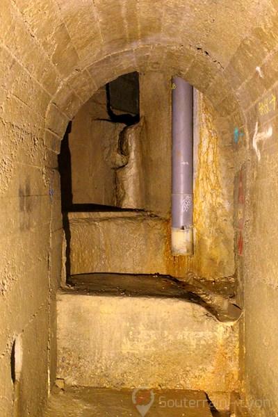 Urbex France Souterrains Lyon souterrain Ardoise