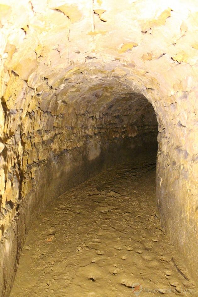 souterrain des meuniers