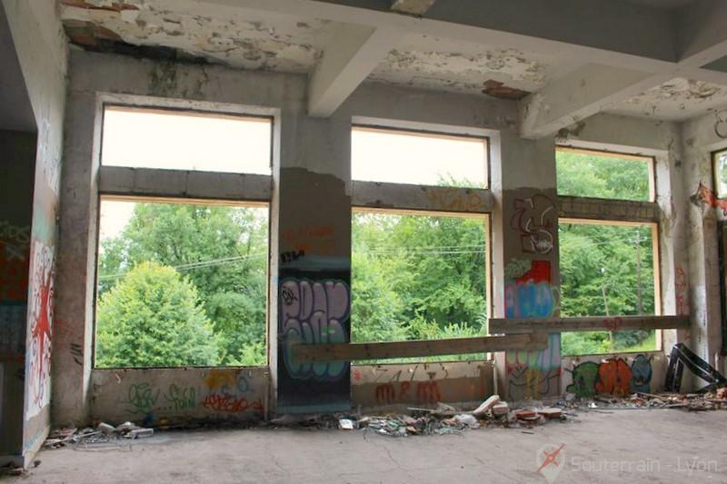 téléphérique abandonné MR
