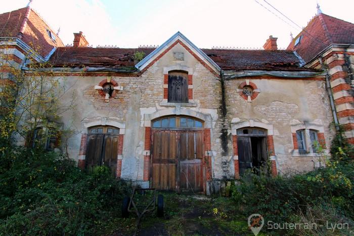 Château des clés Rurbex