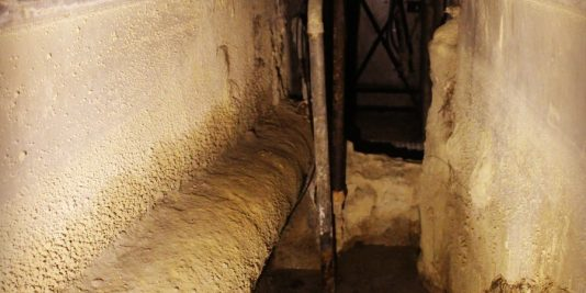 souterrain des ossements Lyon