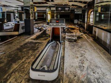 bowling du moulin blanc urbex