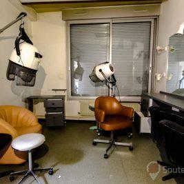 hôpital de la coiffeuse