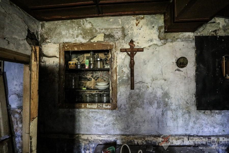 Old mill la petite ferme abandonn e urbex for Humidite interieur maison