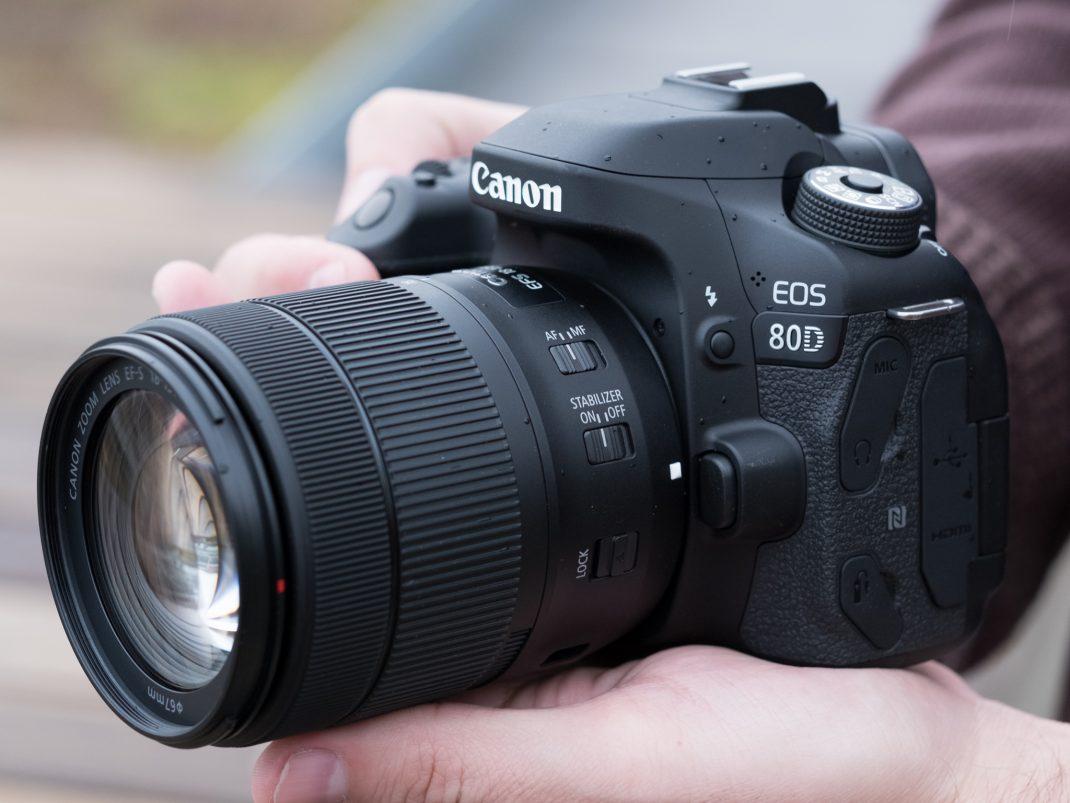 matériel urbex appareil photo reflex numérique