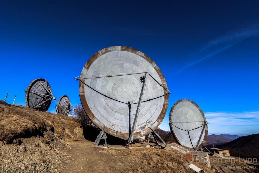 Mission to Mars ou Ice Station Zebra urbex 1