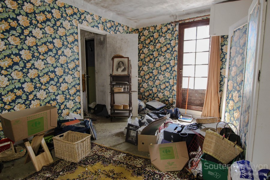 maison de la veuve ou maison de l 39 ogre urbex souterrains de lyon. Black Bedroom Furniture Sets. Home Design Ideas