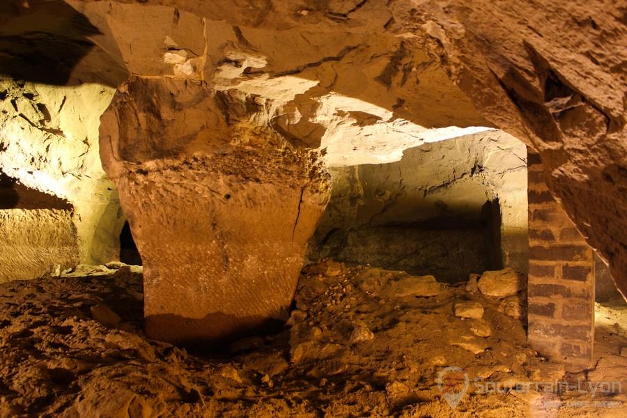 Carrière Apertivus Molasse abandonnée