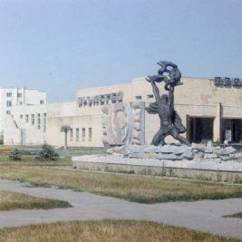 cinéma Prometheus pripyat