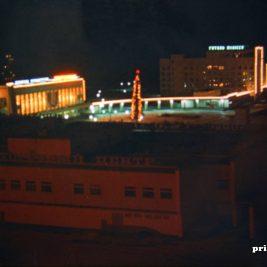 Pripyat de nuit