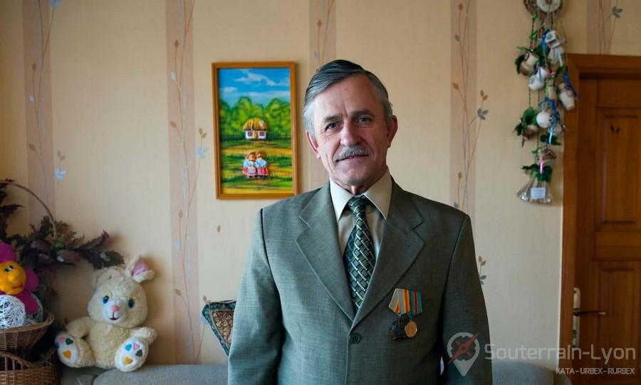Visite de Pripyat avec Nikolai Syomin