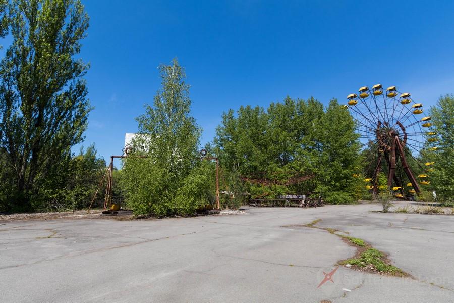 Visite de Pripyat urbex