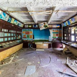 Urbex Tchernobyl