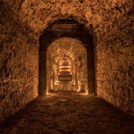 Comment a été construit le souterrain des Arêtes de Poisson