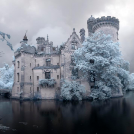 Château la Mothe-Chandeniers crowdfunding urbex 6