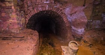 Mine Rouge mine de fer abandonnée