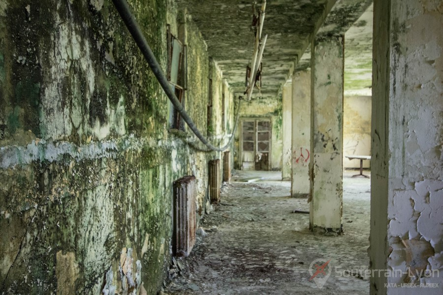 Red Cross Hospital Urbex Italie