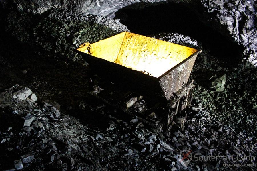 Carrière carrière de ciment abandonnée 5