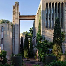 Restauration de ruines l'équilibre en histoire et modernité