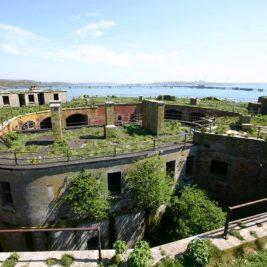 Stack Rock Fort lieu abandonné 10