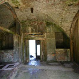 Stack Rock Fort lieu abandonné 14