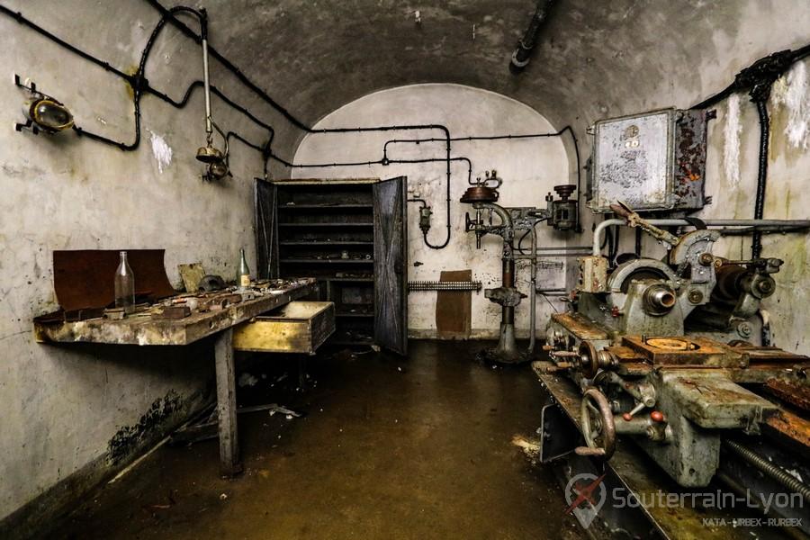 Bunker du Pur bunker abandonné urbex-12