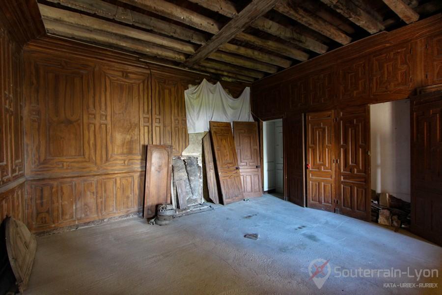 Château Bambi chateau abandonné urbex-15