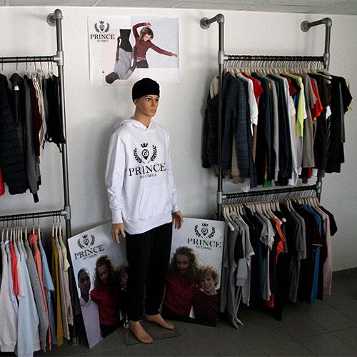 Vêtements Urbex - Lancement de la marque Prince of Urbex