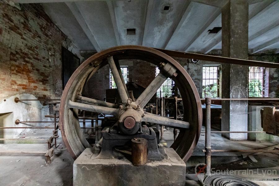 urbex moulin abandonné 3