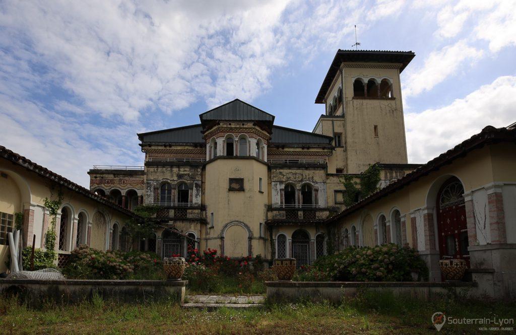 chateau urbex 10