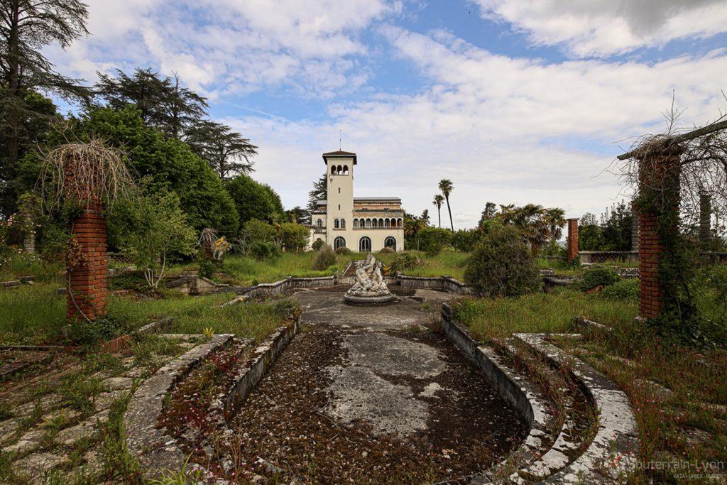 chateau urbex 4