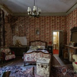 chambre chateau secret