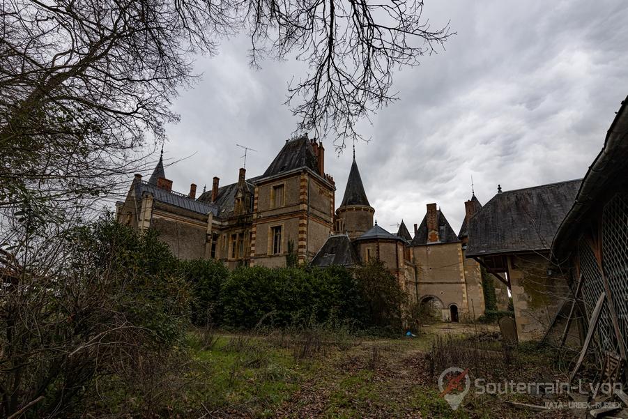 Le Château Secret Urbex 1