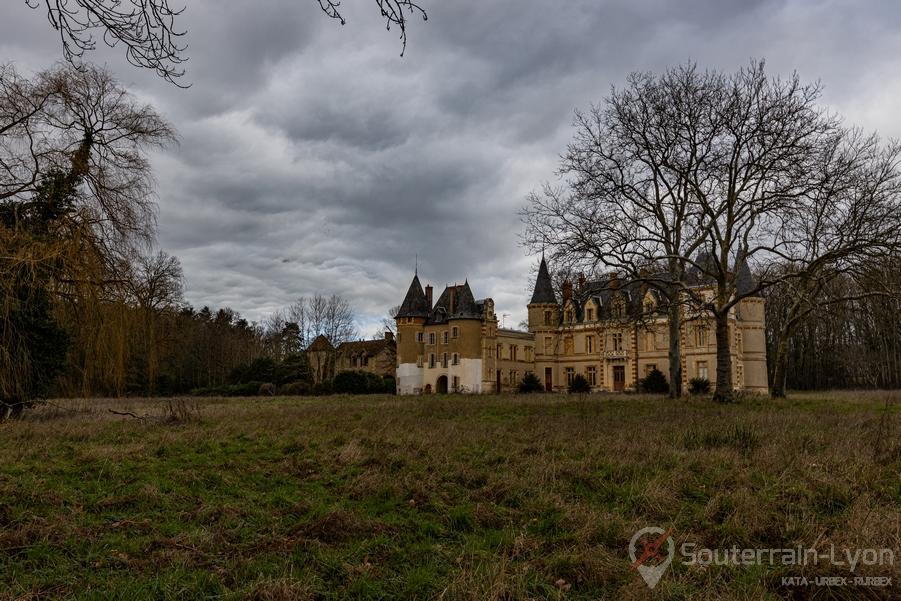 Le Château Secret Urbex