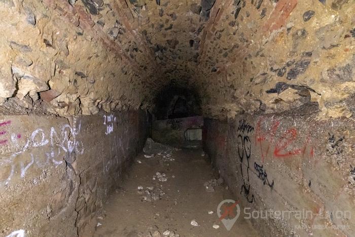 souterrain du Gourguillon 5