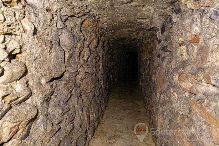 souterrain du Gourguillon 9