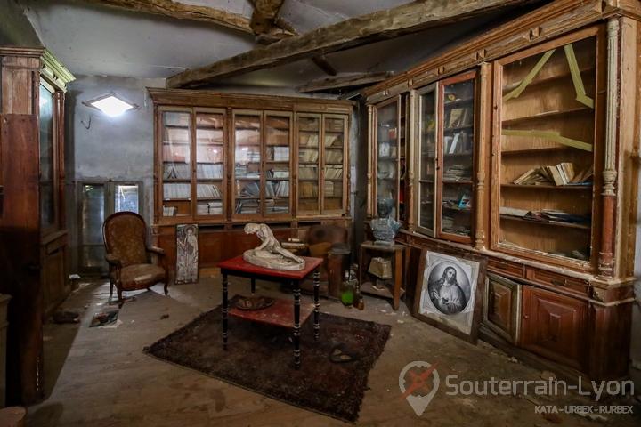 Maison abandonnée Urbex 1