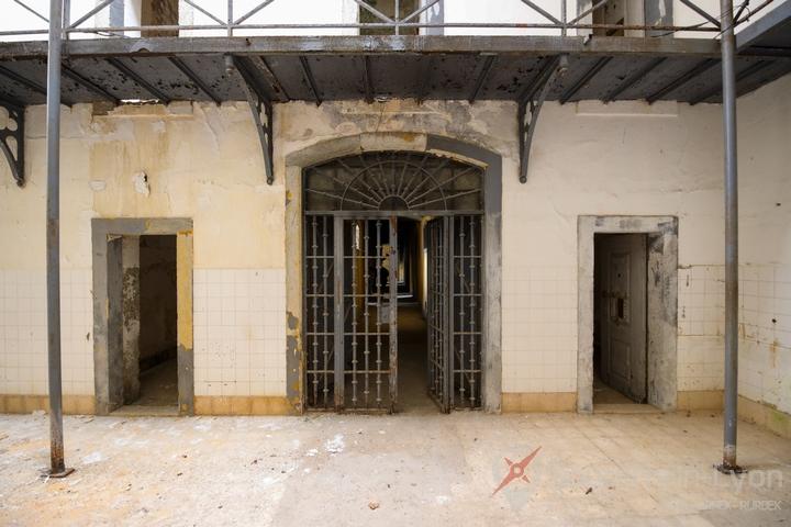 La prison politique urbex 5