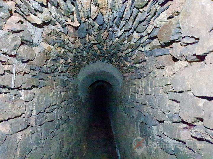 le souterrain Cloaca Exploration égout romain Lyon 13
