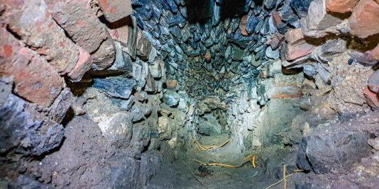 le souterrain Cloaca Exploration égout romain Lyon