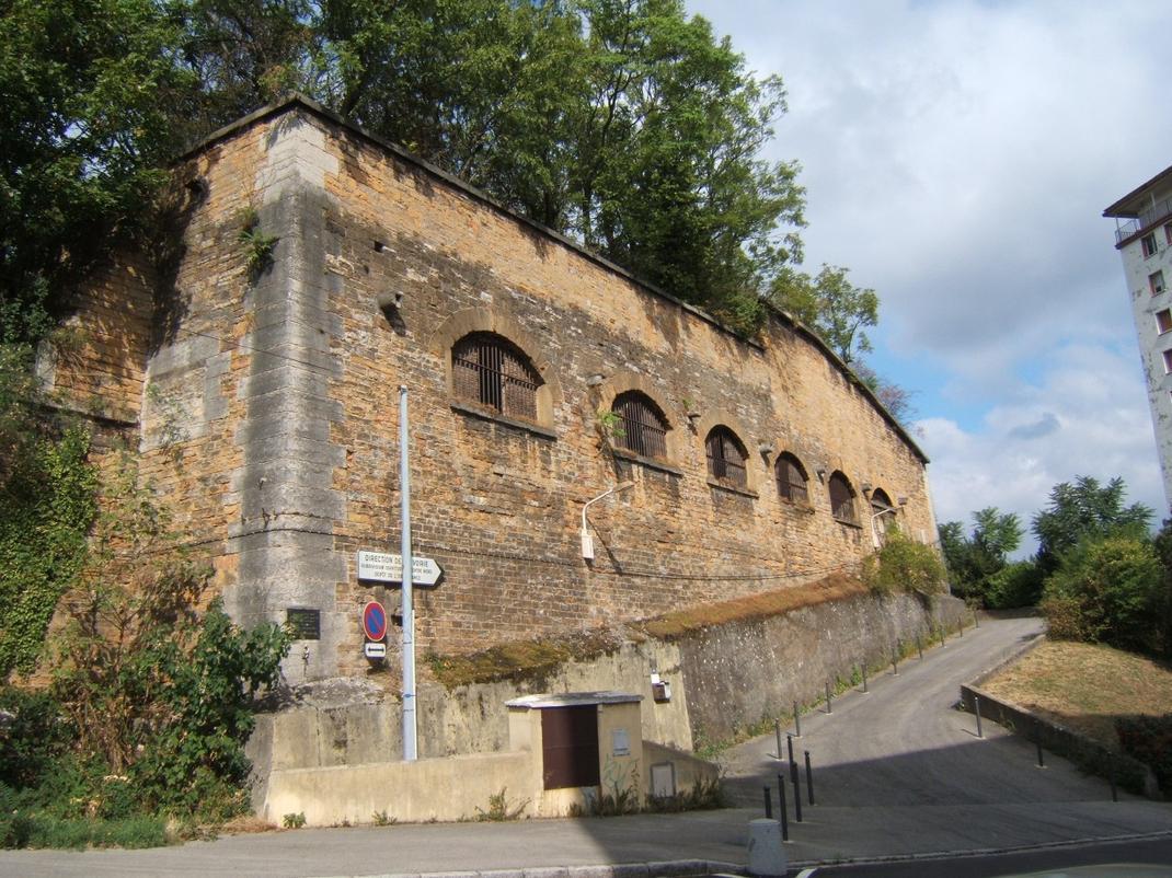 Fort de Loyasse