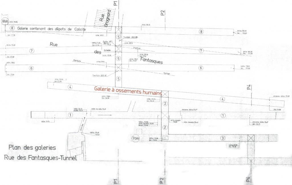 plan galerie des fantasques