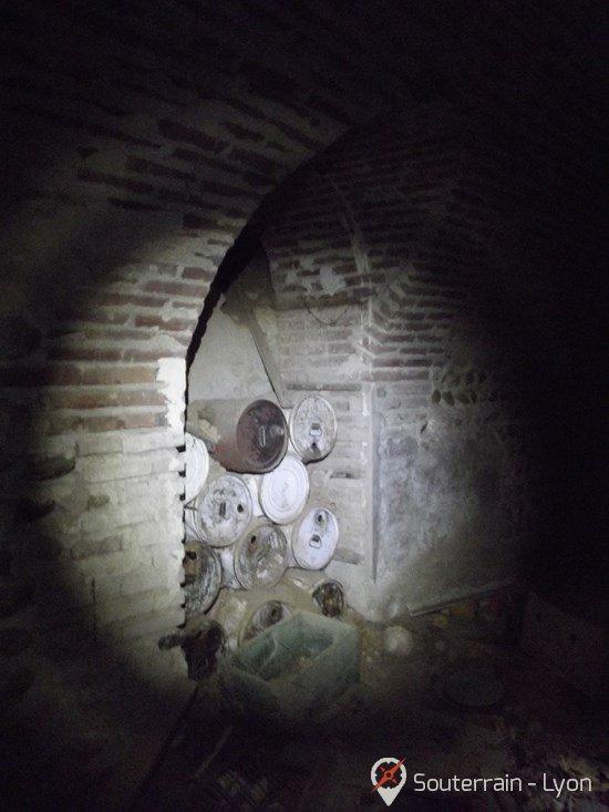 souterrain couvent